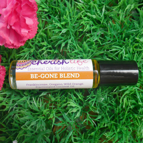 Be-Gone Essential Oil Blend