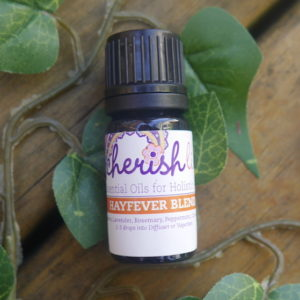 hay fever blend diffuser essential oil